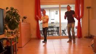 "Apprendre à danser le ""Kuduro"" / Learn to dance the ""Kuduro"" ( T&B )"