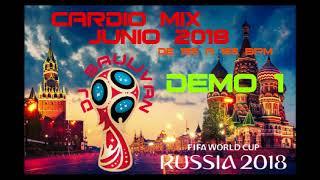 CARDIO MIX JUNIO 2018 DEMO 1- DJSAULIVAN
