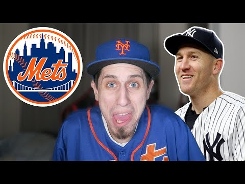 NEW YORK METS SIGN TODD FRAZIER REACTION