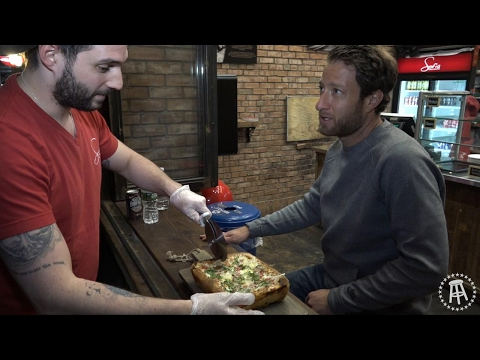 Barstool Pizza Review - Sofia Pizza Shoppe (Home Of The $38 Pizza)