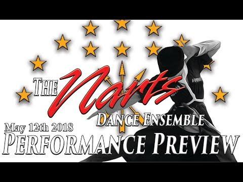 Narts Dance Ensemble Performance Preview 2018