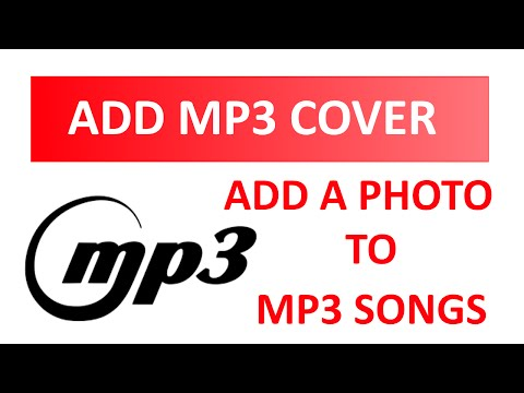 How to Add your Loving Photo on your Favorite Mp3 songs - Free software