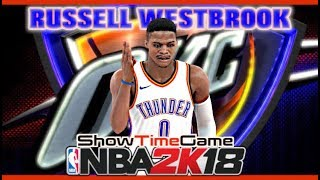 NBA 2K18 HIGHLIGHTS R.WESTBROOK VS WARRIORS