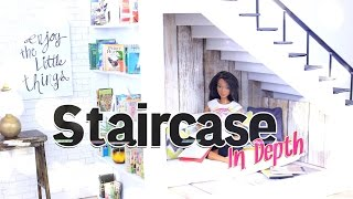 DIY - How to Make: Doll Staircase - In Depth - Handmade - Doll - Crafts - 4K