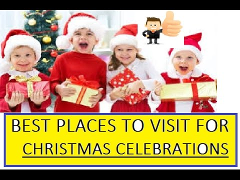 christmas celebrations 2017 ??? 10 best places in india