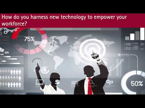 The Workforce of the Future - are you ready?