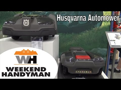 husqvarna automower 420x 430x 450x doovi. Black Bedroom Furniture Sets. Home Design Ideas