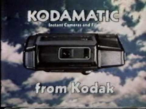 Kodak Kodamatic With David Copperfield