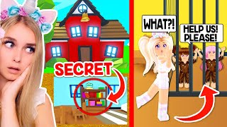 The SCHOOLS TEACHER Had An EVIL SECRET In Adopt Me! (Roblox)