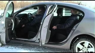 Тест драйв Renault Fluence