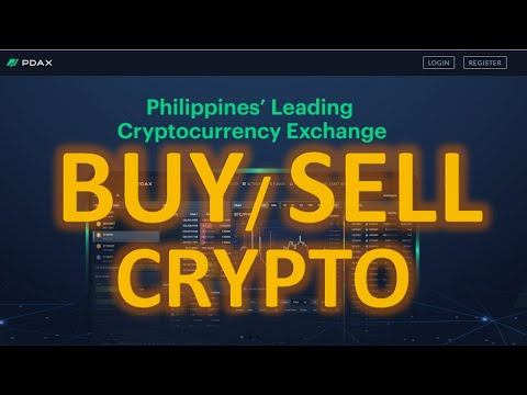 Trade Crypto using PDAX (Philippine Digital Asset Exchange) | BUY and SELL | 3