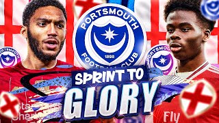 FIFA 20 SPRINT TO GLORY CAREER MODE - BEST ENGLISH TALENTS TO PORTSMOUTH?!
