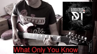 Dark Tranquility - What Only You Know (multi-camera Guitar Cover) HD