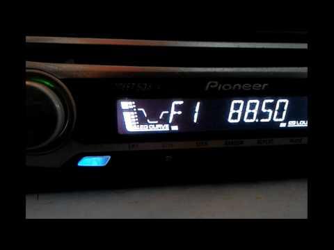 (Double hop Baikal) 88.5 Radio Vera, Irkutsk. 2808km
