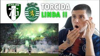 BRASILEIRO REAGINDO A JUVE LEO DO SPORTING