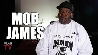 Mob James on Bodyguarding Snoop Dogg During Murder Trial, Dr. Dre Not Going to Court (Part 9)