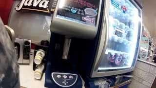 F'real Milkshake Machine in action!