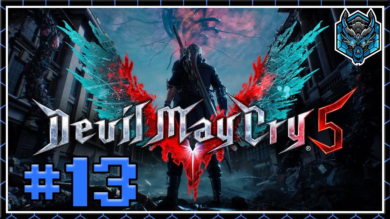 Devil May Cry 5 Gameplay Walkthrough #16 – Dusty!