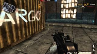 игра  1 на 1 сокланом с штыком из оружии БоЛоТнИк_(это я) VS _фисабилилляхь_