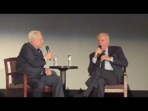 Robert Osborne Interviews Robert Wagner at the Castro Theatre in San Francisco