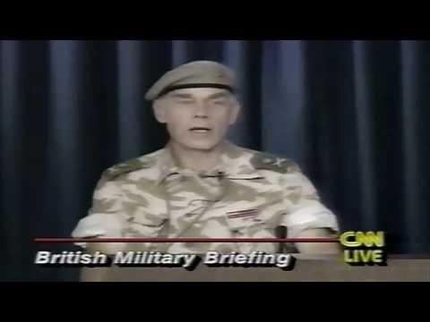CNN Feb 26-27,1991 Operation Desert Storm Gulf War