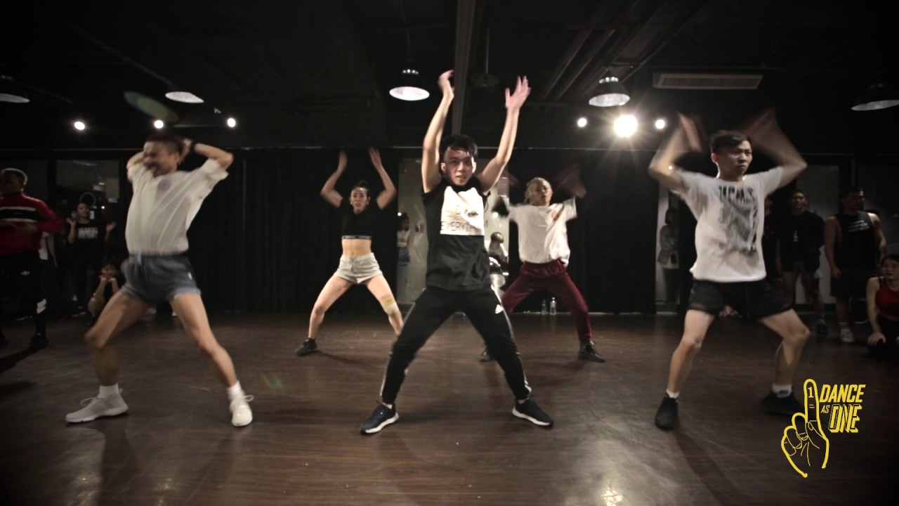 16 Shots Stefflon Don Choreography By Kiel Tutin Dance As One