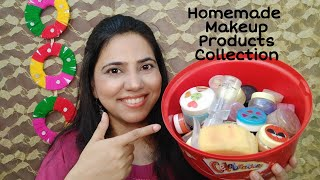 Homemade Makeup Products collection #most requested video #Sursweeet