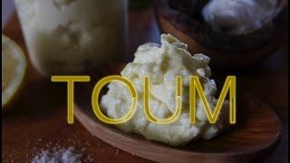 Garlic Spread: Toum | Fresh P