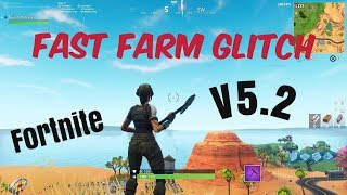 Fortnite: GLITCH: New 11x Faster Farming in Season 5 (v5.2)