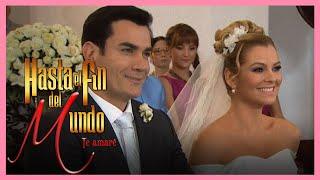 Hasta el fin del mundo: La boda de Salvador y Sofía | Escena - C-178 y 179 | Tlnovelas