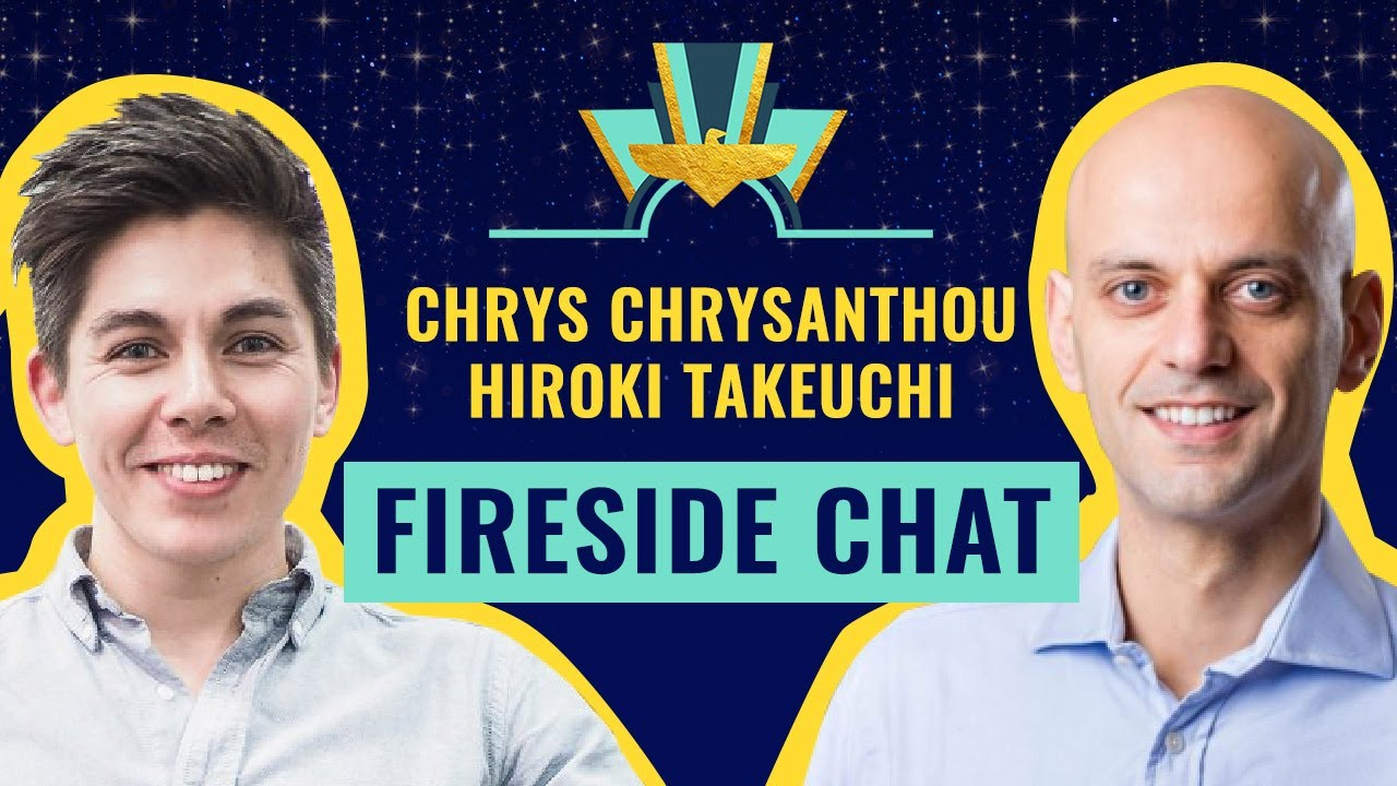Fireside chat with GoCardless CEO and Notion Capital