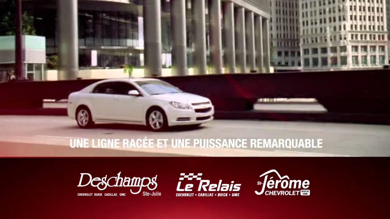 Le Relais Chevrolet >> Pub Le Relais 1