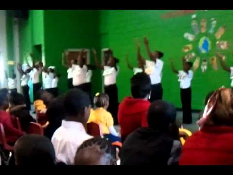 ABC Elementary School Praise Dance
