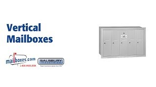 Mailboxes.com Vertical Mailboxes