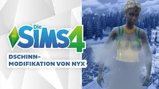 Dschinn-Modifikation für Die Sims 4 | Modvorstellung | sims-blog.de
