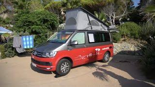 Roadsurfer.de Erfahrungen Wohnmobil VẄ T6 California 2021 Camping 2020 Praxistest Roomtour Vanlife