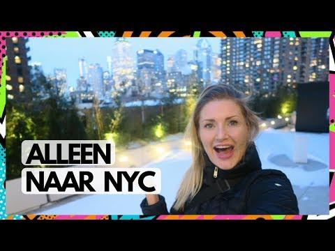 NEW YORK VLOG 1 - DE IPB REIS - diesnaloomans.nl