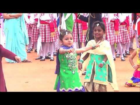 Air Force School Yelahanka  Independence Day Celebration video 2017