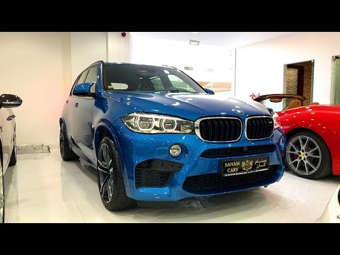 2017 BMW X5 M| Startup| Exhaust| Complete Review| Dubai