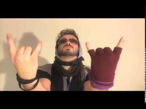 Tommy Snider as BAM MARGERA doing another STUNT... Sort of
