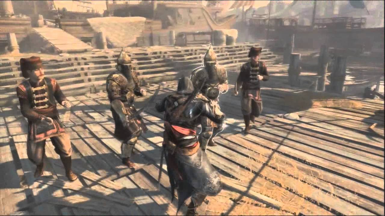Assassins Creed Revelations Ps3 Gameplay - YouTube