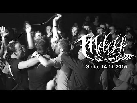 MELEKH - ALBUM PROMO, Sofia, 14.11.2015