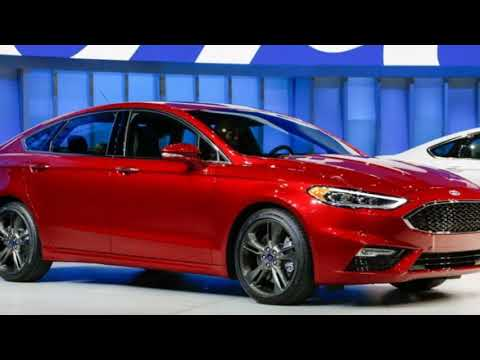 COOL! 2019 Ford Fusion Adds Safety Tech, Allegedly New Styling