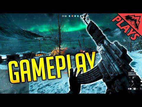 BF5 Assault Gameplay (Battlefield 5 Multiplayer Gameplay Grand Operations)