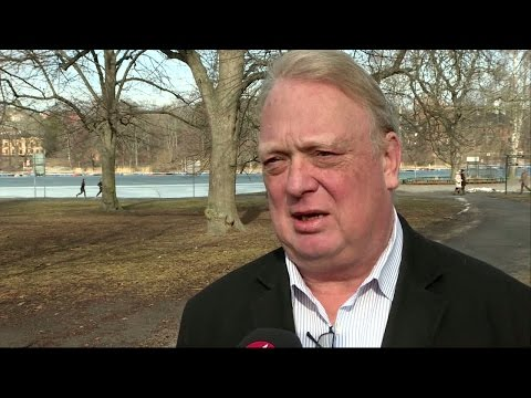 Fridolin Namner Max Martin I Almedalen Nyheterna Tv4 Youtube