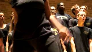 SAFE IN HIS ARMS - Appalachian State University Homecoming Reunion Gospel Choir 2010