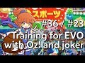 「LIVE」Puyo™ eSports / Smash Ult (#36 / #23): Training for EVO with Oz! (and joker!!)