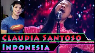 Download lagu Claudia Emmanuela Santoso Never Enough RandomPHDude Reaction