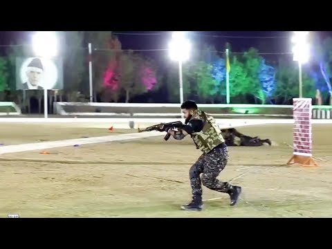 ASF trained by ssg pakistan - military - special forces