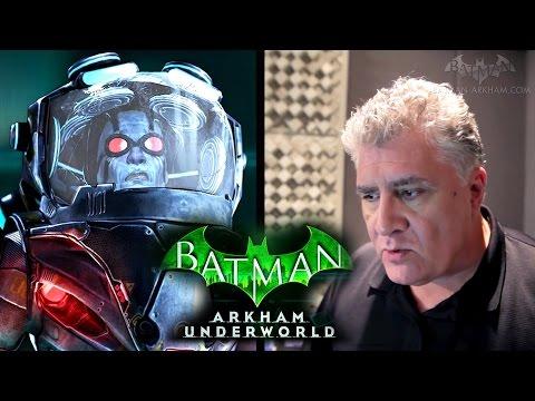 Batman: Arkham Underworld  The Voice of Mr Freeze